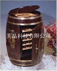 美晶橡木桶酒櫃CT48B