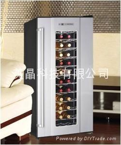 美晶时尚简约电子酒柜W180A 1