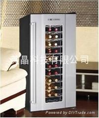 美晶時尚簡約電子酒櫃W180A