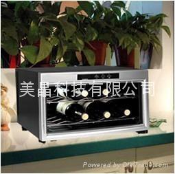 美晶时尚简约电子酒柜W23A 1