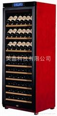 美晶雙層恆溫恆濕酒櫃W330B
