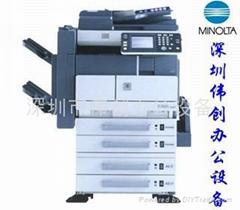 黑白复印机