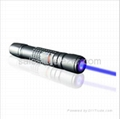 445nm Blue Laser Pointer 1W(Waterproof&Focus&Burning)
