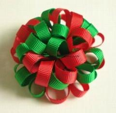 Christmas Holiday Hair accessories kids Hair clip