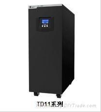 TD11工频在线式UPS电源 1