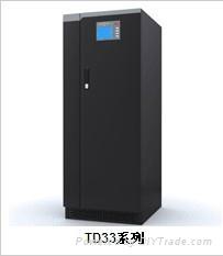 TD33工频在线式UPS电源 1