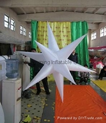 2012 2m hot sale inflatable star