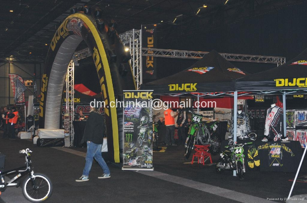 2012 advertising inflatable arch 2