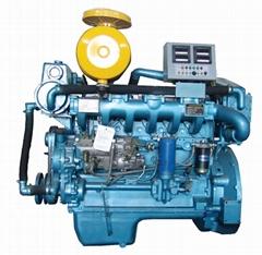R6105ZLC marine engine