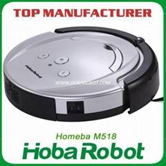 robot vacuum cleaner M518