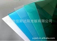 防刮擦陽光板耐力板