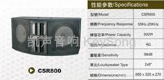 CSR800 Loud Speaker
