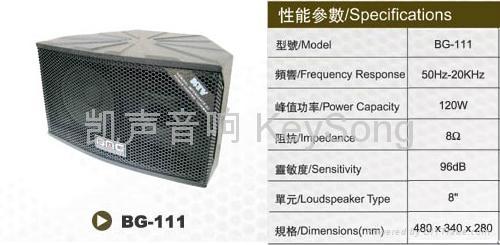 BG-111 Loud Speaker 1