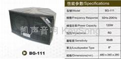 BG-111 Loud Speaker