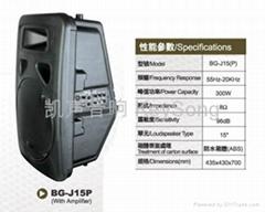 BG-J15P Loud Speaker