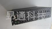 YPbPr 色差分量光端机-3U 19寸机箱插卡式