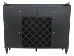 3000 Arno Wine Cabinet