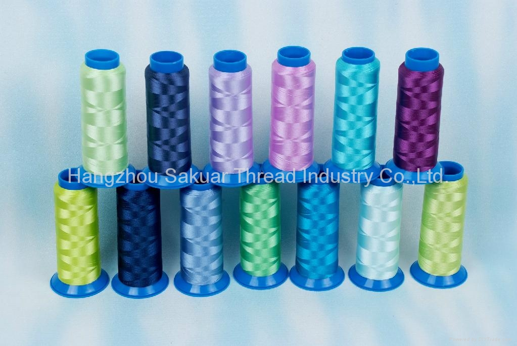 50D/2 poly embroidery thread 1