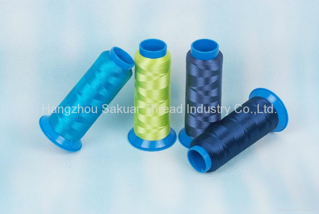 50D/2 poly embroidery thread 2