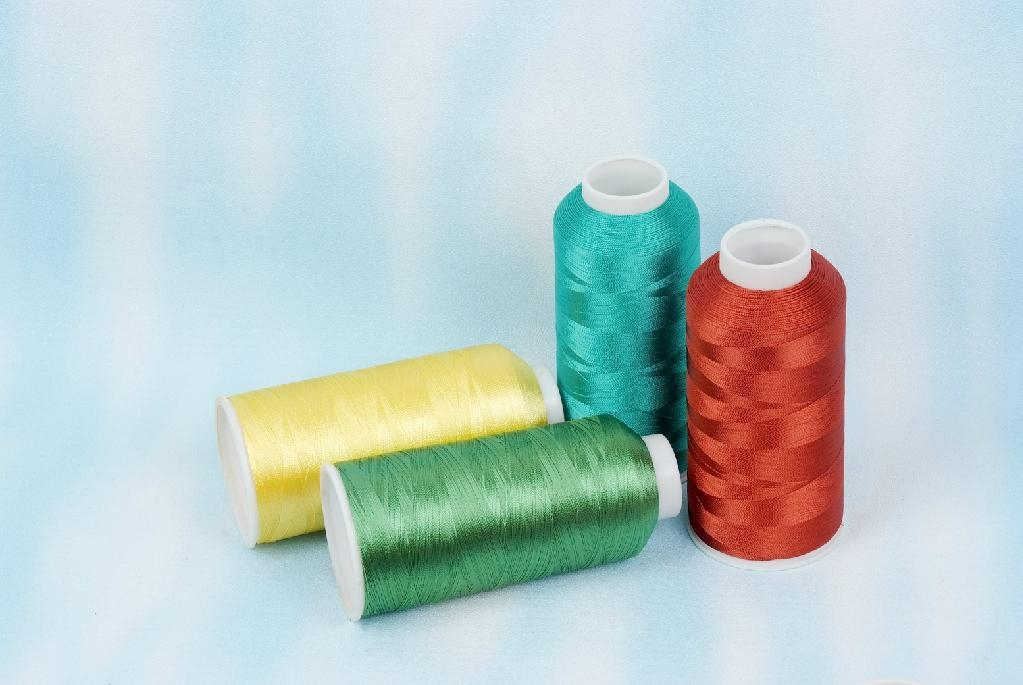 120D/2 rayon embroidery thread 2