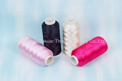Sakura High quality rayon embroidery thread