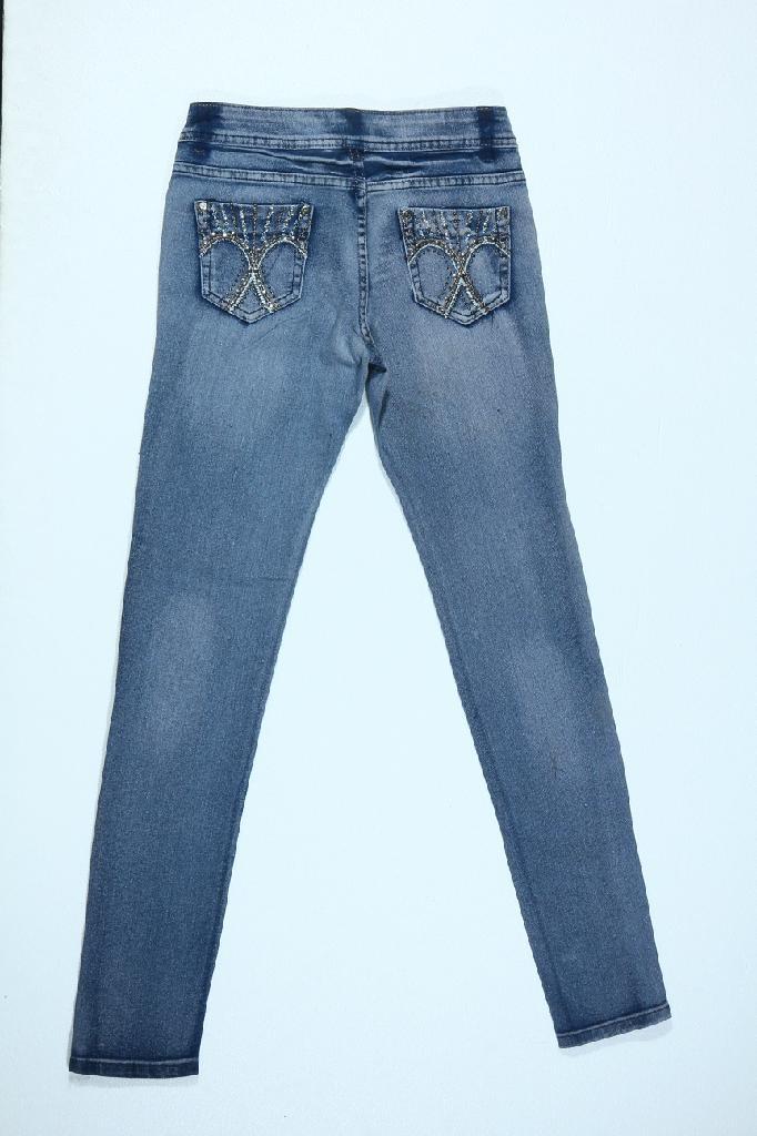 牛仔褲 3