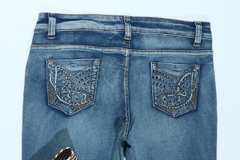 牛仔褲 5