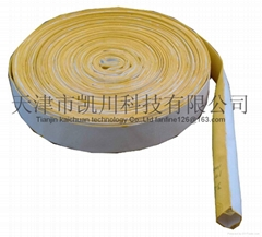 polyester cement pipe airslide hose for cement tanker