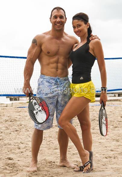 Beach tennis racket 2