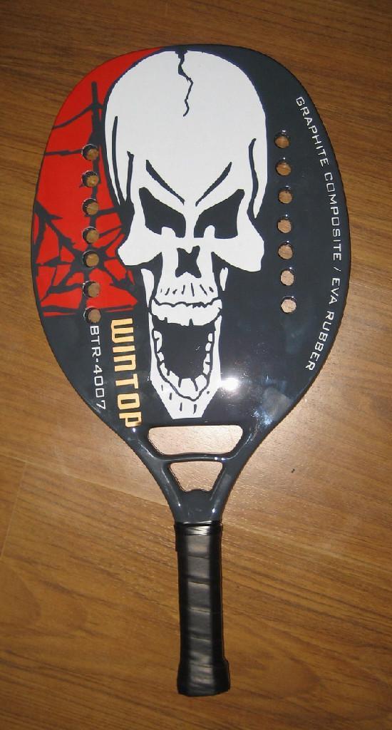 Beach tennis racket 1