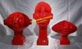订制加工大型不锈钢主题雕塑 1