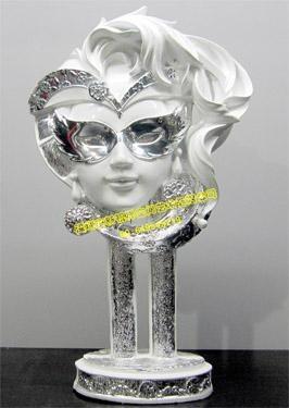 订制加工大型不锈钢主题雕塑 5