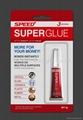 SUPER GLUE/CYANOACRYLATE ADHESIVE