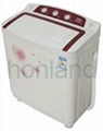 Double layer Twin Tub washing machine