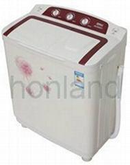 Double layer Twin Tub washing machine 8.5kg