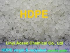 Plastic Material HDPE