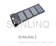 USB便携式太阳能充电器