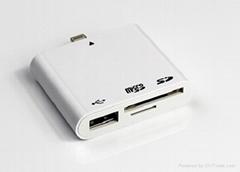 3 in 1 Lightning Camera Connection Kit iPad Mini & ipad 4