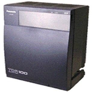 松下 Panasonic KX-TDA100CN 电话交换机 1
