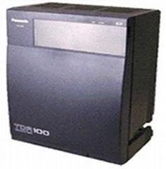 松下 Panasonic KX-TDA100CN 电话交换机