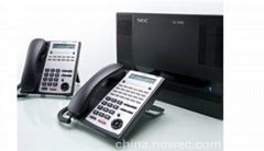 NEC SL1000 电话交换机 NEC 全国金牌认证商