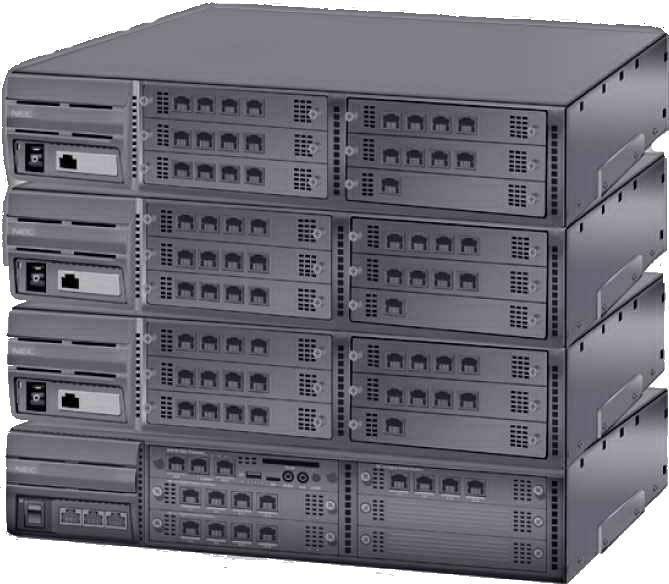 NEC SV8100 程控系统电话交换机  2
