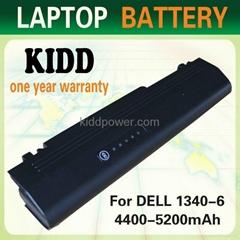 li-on battery For Dell 1340-6