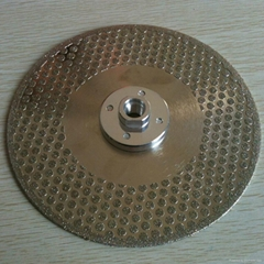 Hot sale diamond grinidng disc with flange
