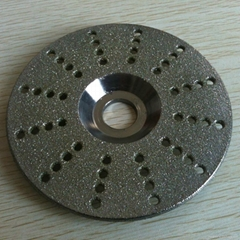 concave Diamond saw blade