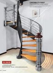 家裝樓梯鐵藝護欄大門