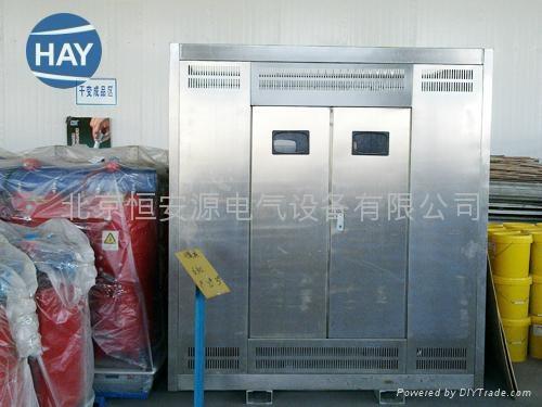 環氧樹脂澆注干式電力變壓器 2