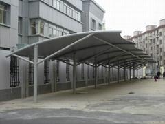 浦东膜结构车棚