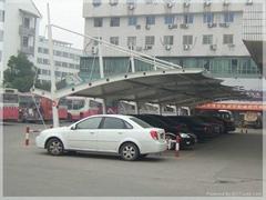 蘇州膜結構車棚