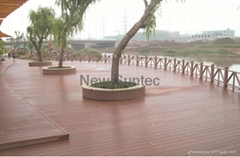 WPC Decking Floor (for scenery)